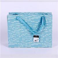 Buy cheap Custom Printed Colorful Paper Shopping Bag With Handle from wholesalers