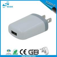 Quality 12v Micro USB Travel Power Charger for Smartphone Battery In Us Plug wholesale