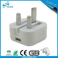 Quality 5V 2.1A UK USB Battery Phone Charger Travel Adapter for Mobile Device wholesale