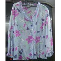 Blouse B-004 KnittingGarments
