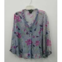 Blouse B-025 KnittingGarments