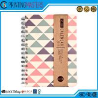China Spiral Exercise School Wireless Binding Notebook Printing on sale