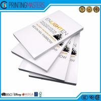 Soft Cover Black And White Offset Printing Book