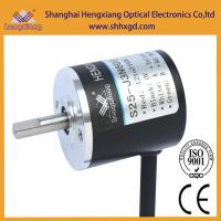 Quality S25-J3N360 DC5V small rotary encoder solid shaft wholesale