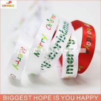 Buy cheap MERRY CHRISTMAS THEME RIBBON WITH PRINTING DESIGN from wholesalers