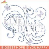Buy cheap WHOLESALE LINE DANCE DESIGN HOTFIX TRANSFER from wholesalers