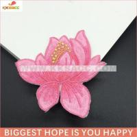 Buy cheap 2017 hot-sale iron embroidery label wholesale sample free from wholesalers