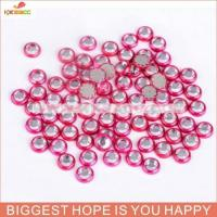 Buy cheap WHOLESALE CHARMING SS20 CRYSTAL COLOR HOTFIX RING RHINESTONE from wholesalers