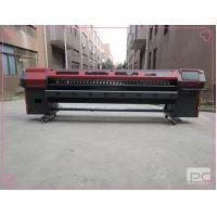 Solvent Printer H8 konica 512i 4/8 heads speed can be up to 240sqm/h