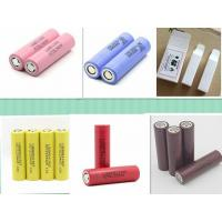 Quality Dry Herb Vaporizer 18650 batteries wholesale
