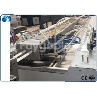 Buy cheap PVC Plastic Profile Production Line With Co Rotating Parallel Twin Screw Extruder from wholesalers