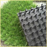 Quality Easy Installation and Maintain Artificial Grass Tiles wholesale