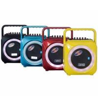 Quality 5.5inch&6.5inch Battery Speaker F105 full color wholesale