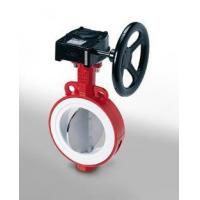 China Soft Seated Butterfly Valves KG6 on sale