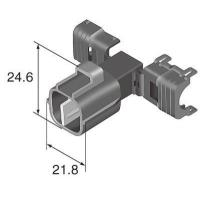 Buy cheap Jacket type Auto connector 6188-0472 from wholesalers