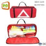 First-aid emergency suitcase for home, school and workplace