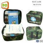 Team sports survival first aid kit eva first aid case with medical products