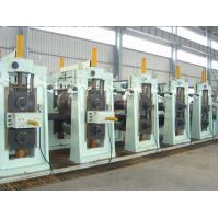 Quality High Frequency Carbon Steel Welded Tube Mill Machine Line wholesale