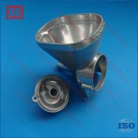 Buy cheap Custom aluminum spare coffee machine parts from wholesalers