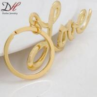 Daihe Small And Exquisite Zinc Alloy Key Chain Sex And City Love Key Chain KC-2066