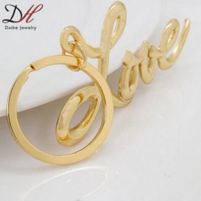 Cheap Daihe Small And Exquisite Zinc Alloy Key Chain Sex And City Love Key Chain KC-2066 for sale