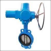 OrdinaryType BQWA Wafer Center Line Electric Butterfly Valve