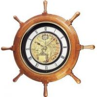 Buy cheap Rhythm Voyager Classic Wooden Musical Motion Clock from wholesalers