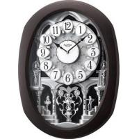 Buy cheap Rhythm Espresso Encore Musical Wall Clock 4MH896WU06 from wholesalers