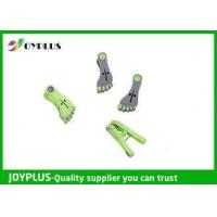 China Special Shape Stainless Steel Clothes Pegs , Extra Strong Clothes Pegs on sale
