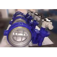 Quality Soft Seated API609 Butterfly Valve Double Centric , Atex Short Pattern Wafer Lug Butterfly Valve wholesale