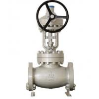 Quality CF8C CN7M Body BS 1873 Globe Valve With Renewable Seat Ring Or Body Seat Ring wholesale