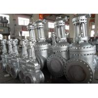 Quality 14 Inch API 600 Gate Valve , WCB Material Flanged Gate Valve Lock Device wholesale