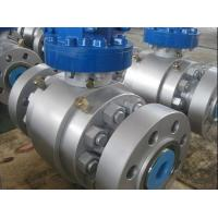 Buy cheap SW Flanged Full Bore Ball Valve Fire Safe Anti Blow Out Stem High Flow Capacity from wholesalers