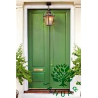 Quality contemporary Solid Wood hotel room entry doors wholesale