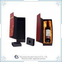 Quality Customized luxury wooden gift wine packaging box wholesale