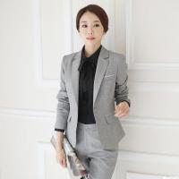 Shenzhen work clothes custom business suit