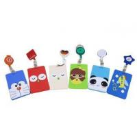 China Cartoon 3D Durable Silicone Luggage Tag Cute Baggage Tag For Youth100*60*7mm on sale
