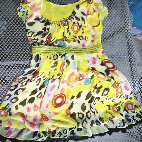 Cheap Lady Silk Dress For Sale Second Hand Clothes for sale