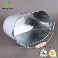 Quality Metal Buckets&Pails 10 quart tinplate custome printed beer wholesale