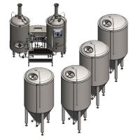 Quality 500L micro brewery equipment wholesale