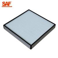 Quality Mini Pleat HEPA Filter for Clean Room wholesale