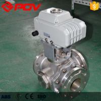 Quality Ball Valve Electric 3 Way Ball Valve wholesale