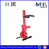 China 1Ton Auto Tool Hand Operated Vertical Hydraulic Strut Coil Spring Compressor on sale
