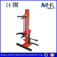 China 1Ton Auto Tool Manual Operated Vertical Hydraulic Strut Coil Spring Compressor on sale