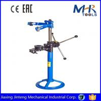 China 1Ton Auto Tool Hand Operatio Mechanical Strut Coil Spring Compressor Machine on sale