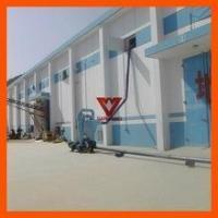 Buy cheap 20t/h Corn germ top grade vacuum air conveyer ring blower Particles fast conveyor from wholesalers