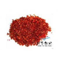 Quality Preservatives Dehydrated Red Bell Pepper wholesale