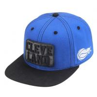 China Classic 6 Panel Structured Front 3D Embroidery Logo Adjustable Flat Peak Snapback Hats on sale