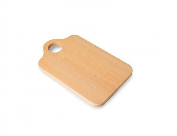 Cheap Beech Wooden Chopping Board with Hole Cutting Board for sale