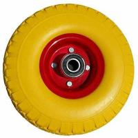 Quality 3.00-4 Flat Free Tire Hand Truck Wheel 10 inch wholesale